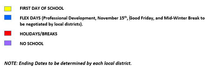 newaygo county common school calendar