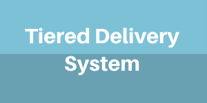 Tiered Delivery System