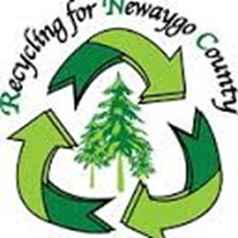Recycling for Newaygo County Logo